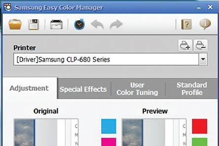 Samsung Easy Color Manager